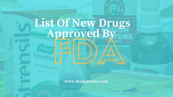 FDA Approved Drugs 2017