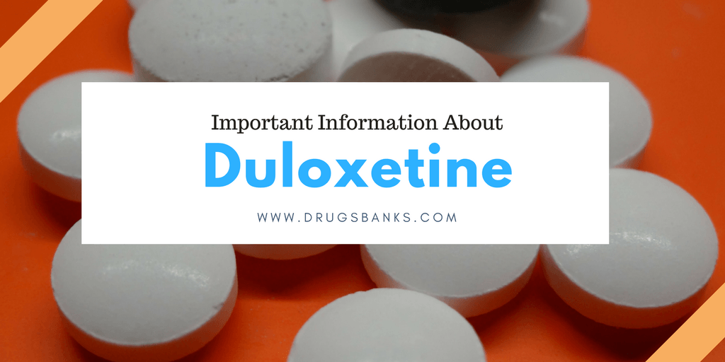 Duloxetine