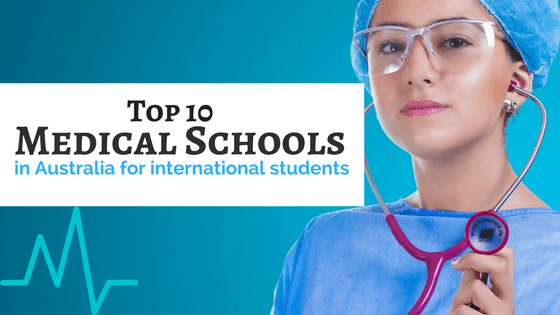Medical Schools in Australia for international students