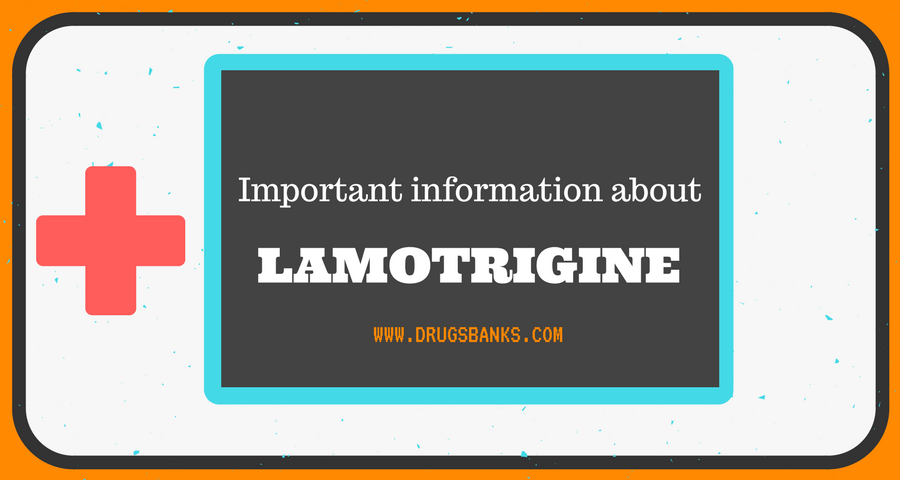 Important information about Lamotrigine