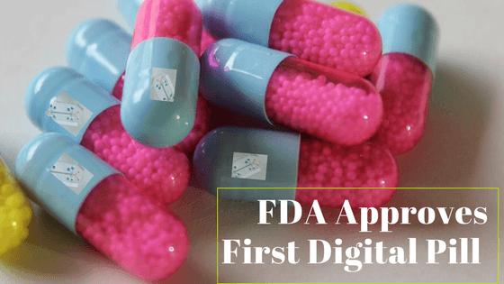 First Digital Pill
