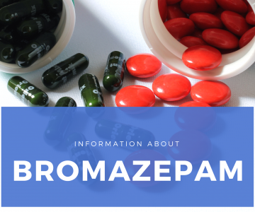 Bromazepam (Lexotan): Uses,  Side Effects, Dosage