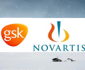 GlaxoSmithKline (GSK) buys Novartis for 13 billion US dollars