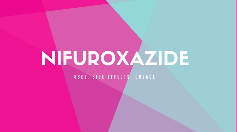 Ercefuryl (Nifuroxazide)