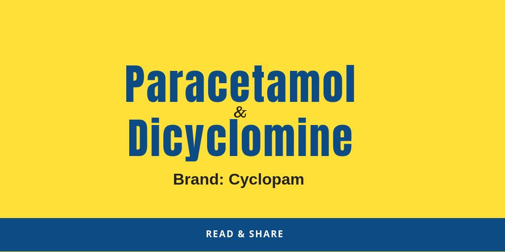 Cyclopam Tablet