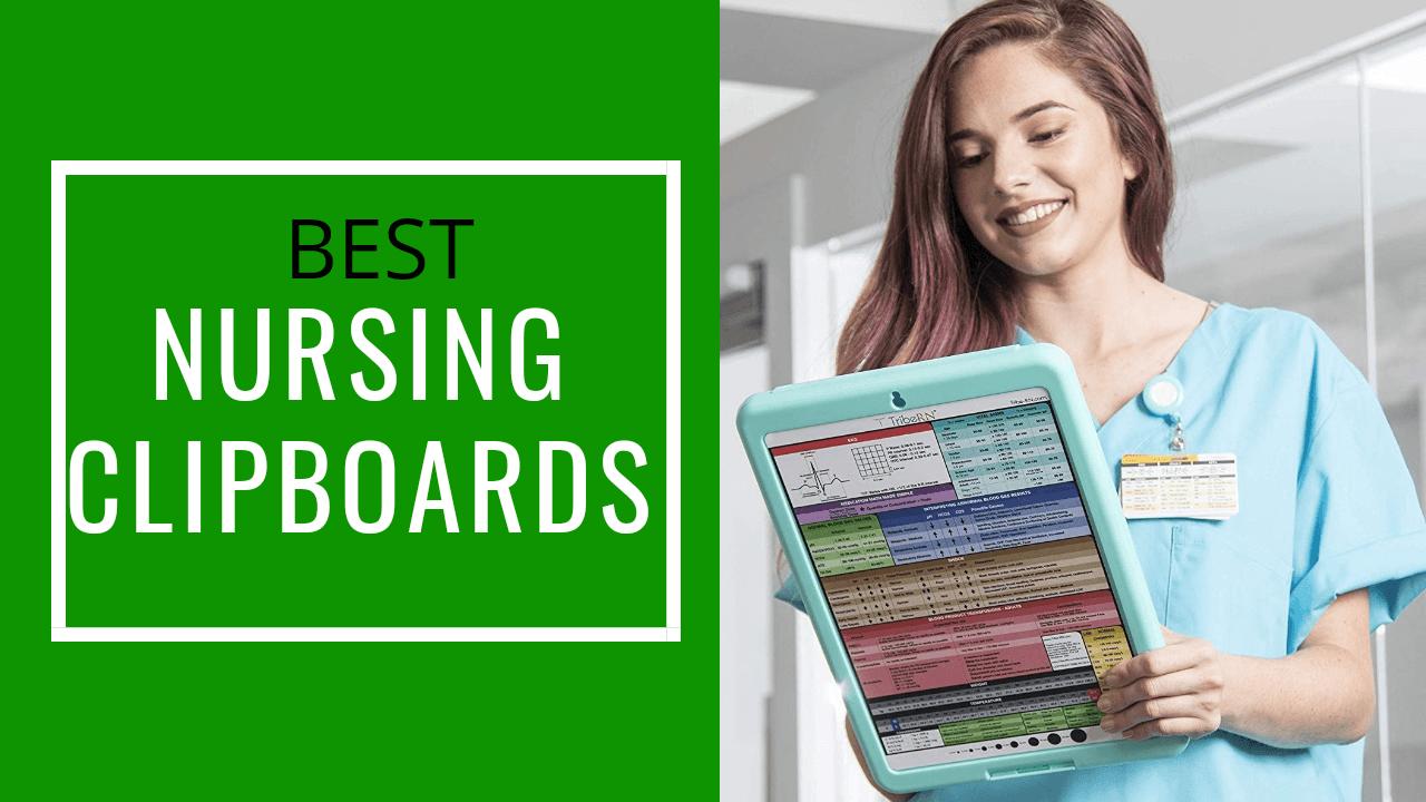 Best Nursing Clipboard