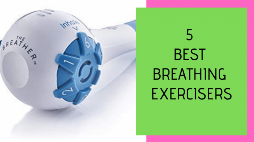 Best Breathing Exerciser