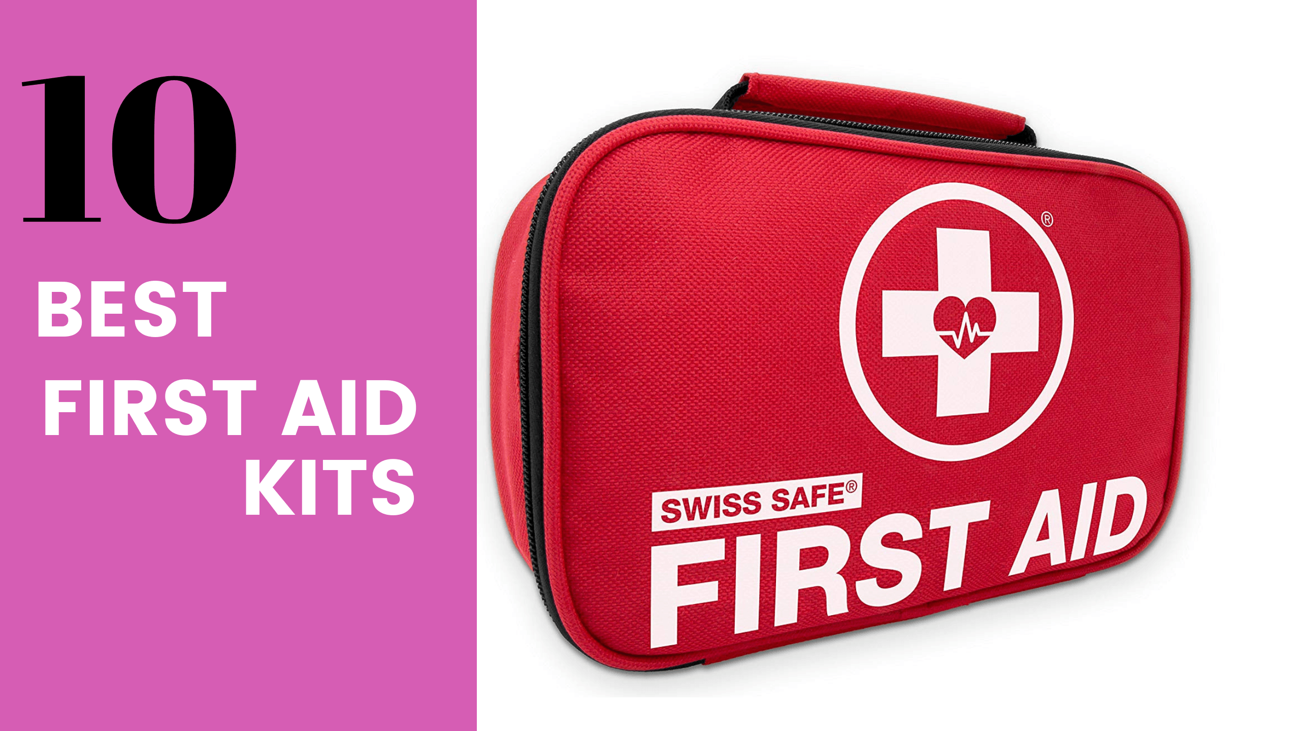 Best first aid kits for cars