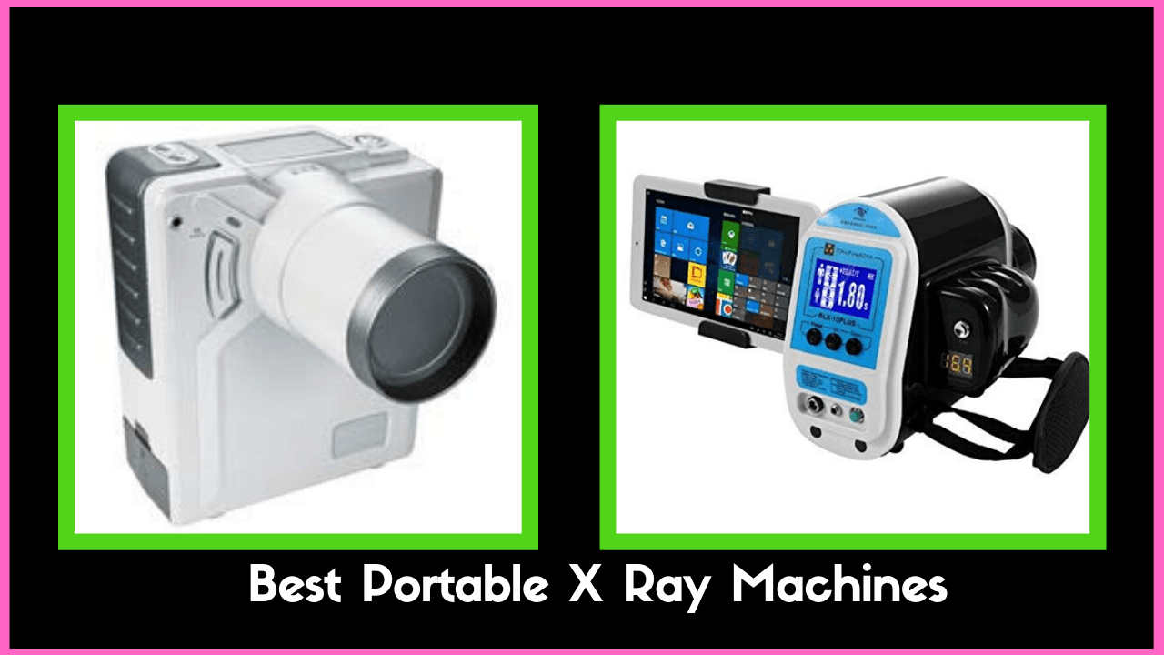 Best Portable x rays machines