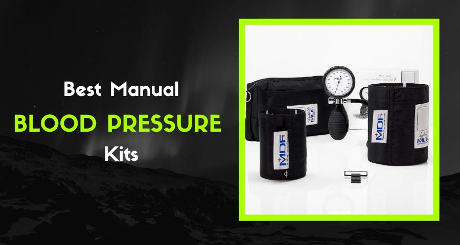 Best manual blood pressure cuffs